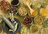 Herbal Collection: Psychic ~ Ravenz Roost herbs ~ Wicca ~ 6 herbs ~ 1/2 oz ea