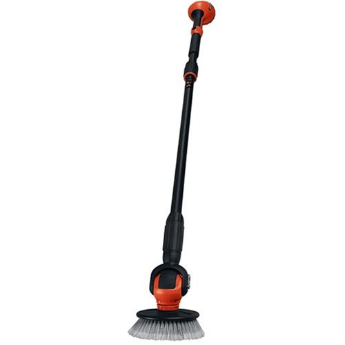 Black And Decker Scrubbing Brush