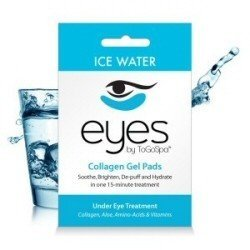 To Go Spa Ice Water Eyes Collagen Gel Pads 3pk