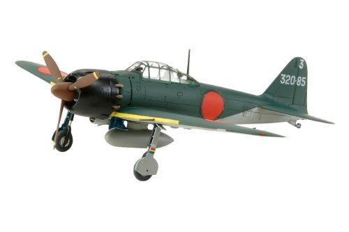 1/72 ウォーバードコレクション No.79 三菱 零式艦上戦闘機 五ニ型 60779
