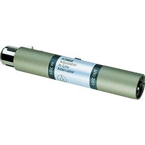 Audio-Technica AT8202 Adjustable Inline Attenuator