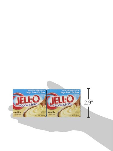 JellO Cook and Serve Pudding and Pie Filling SugarFree