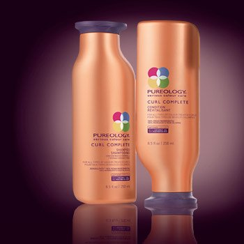 Pureology Curl Complete Shampoo & Conditioner 8.5 Oz/ Each