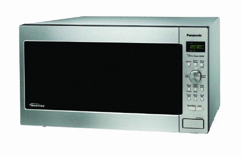 Panasonic Nn Sd762s 1 6 Cubic Feet 1250 Watt Inverter