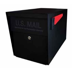 Deluxe Rural Mailbox | Cyber Monday Rural Mailbox Post Sale Hot