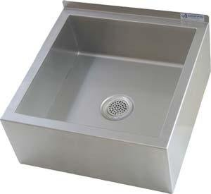 griffin um 220 mop sink with drain stainless steel hjuytjdfrsvhjhgj