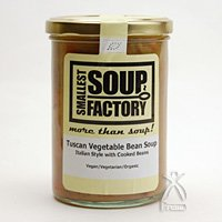 【SMALLEST SOUP FACTORY】トスカーナ家庭に代々伝わる秘伝リボリッタ 有機野菜&ビーンズスープ / 400ml(希釈後3~4人前)