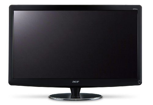Acer H274HL BMID 27-Inch LED Widescreen LCD Display - Black