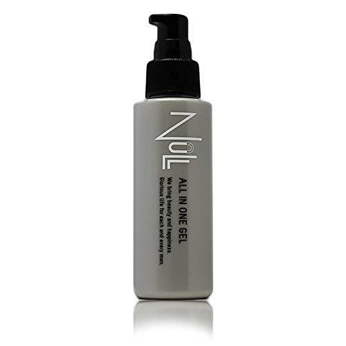 【メンズ】NULL オールインワン ゲル 化粧水 乳液 美容液 ニキビ予防 がこれ1本!(100g)【日本国内生産】