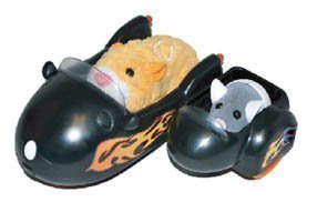 Zhu-Zhu-Pets-Vehicle-Playset-Hamcycle-Sidecar-by-Cepia