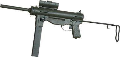 Cheap Ares M3A1 Grease Gun | My Airsoft Blog