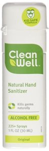 Cleanwell-Natural-Hand-Sanitizer-Spray-Original-Scent-1-oz-Pack-of-6