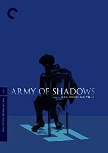 """Cover of """"Army of Shadows - Criterion Col..."""