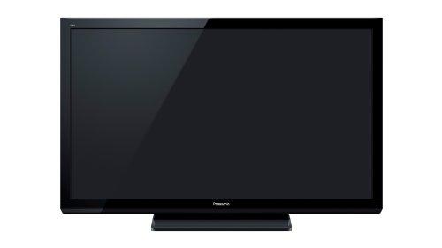 Panasonic TX-P42X50E 107 cm (42 Zoll) Plasma-Fernseher, Energieeffizienzklasse B (HD Ready, 600Hz sfd, DVB-T/C) schwarz