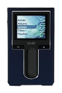 Amazon.com: iRiver H10 20 GB MP3 Player/Recorder (Blue ...