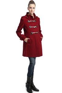 Momo-Maternity-Maisy-Wool-Blend-Pleated-Duffle-Toggle-Coat