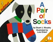 "Cover of ""A Pair of Socks (Mathstart)"""