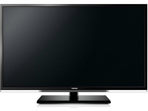 Toshiba 23EL933G 58,4 cm (23 Zoll) LED-Backlight-Fernseher, Energieeffizienzklasse A (Full-HD, DVB-T/-C, CI+) schwarz