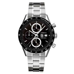 TAG Heuer Men's CV2010.BA0786 Carrera Automatic Chronograph Watch
