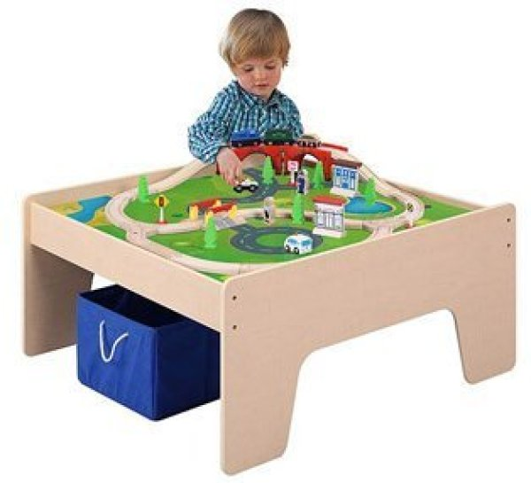 Train table set for toddlers