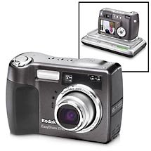 Kodak 6.1 MP EasyShare Z760 Digital Camera & Series 3 Camera Dock