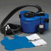 DeRoyal Hospital Grade Cold Therapy Unit Combo * w/ Chest/Lumbar Blanket NS * 1 Per EA Cold Therapy T Brand T520NS