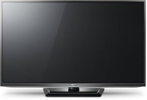 LG 60PA6500 152 cm (60 Zoll) Plasma-Fernseher, Energieeffizienzklasse B (Full-HD, 600Hz SFD, DVB-T/C) schwarz