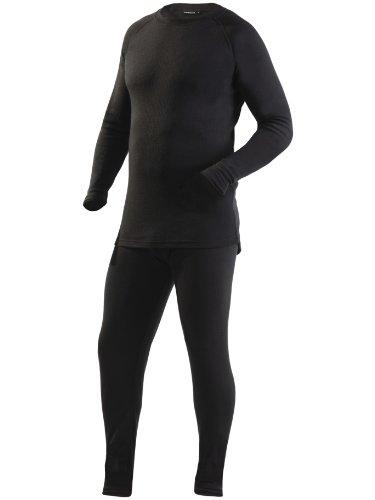 Ultrasport Herren Thermounterwäsche Set mit Quick-Dry Funktion