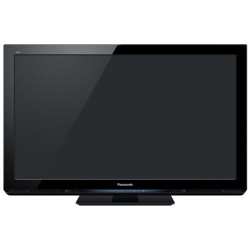 Panasonic Viera TX-P42U30E 106 cm (42 Zoll) Plasma-Fernseher, Energieeffizienzklasse C (Full-HD, 600Hz sfd, DVB-T/-C, CI+) klavierlack-schwarz