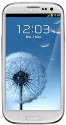 Samsung Galaxy S III/S3 GT-I9300 Factory Unlocked Phone - International Version (Marble White)