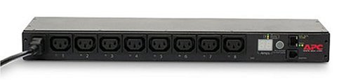 APC AP7920 Rack PDU/Switched/1U/8-Outlet/230V Surge Protector