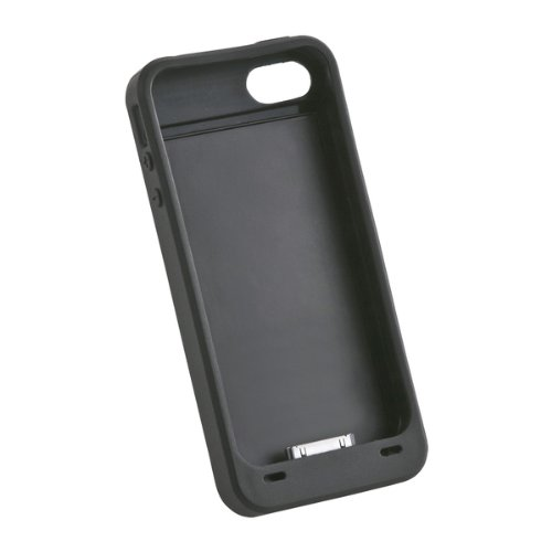SANWA SUPPLY ワイヤレス充電レシーバーケース(iPhone4S・4専用/ブラック) WLC-IPH11BK