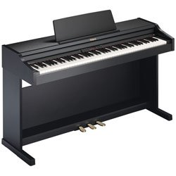 Roland RP-301 SuperNatural Digital Piano with Stand (Satin Black)