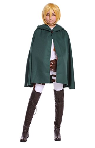 attack on titan costumes for adults