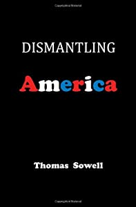 "Cover of ""Dismantling America: and other ..."