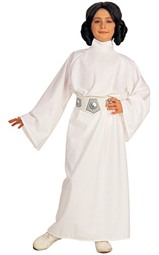 Star Wars Child's Deluxe Princess Leia Costume, Small