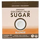 Big Tree Farms - Organic Coconut Palm Sugar Blonde - 50 Packet(s)