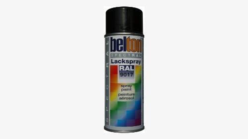 Belton Lack Spraydose RAL 9017 VERKEHRSSCHWARZ 400ml