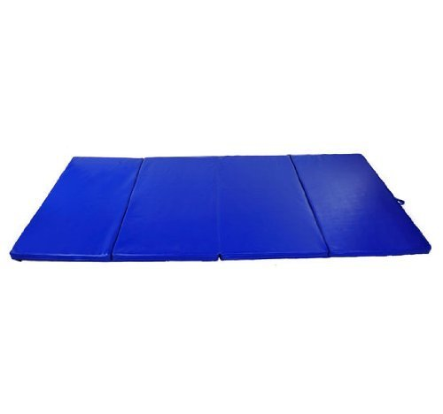 Soozier PU Leather Gymnastics Tumbling Mat
