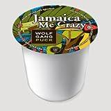 Wolfgang Puck Jamaica Me Crazy Keurig K-Cups,18 Count