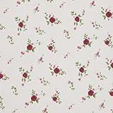 LPR91 ---- La Petite Roses --- Rosen -- Streublümchen ---- WACHSTUCH --- TISCHTUCH --- TISCHDECKE --- 140 x 200 cm