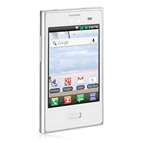 LG Optimus Logic in White (Net10)