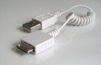WALKMAN用USB充電転送ケーブル CW-133WALK