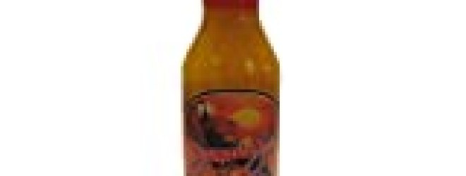 Jamaica Joe Authentic Scotch Bonnet Pepper sauce 5oz