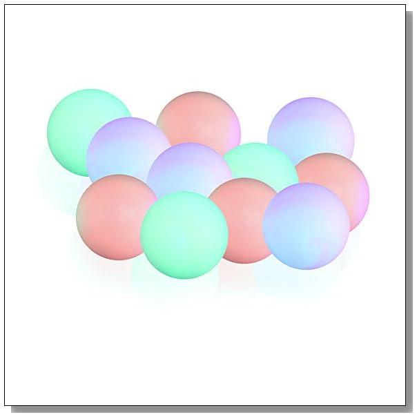Illuminorb Multi-Purpose LED Decorative Balls (Set of 12)