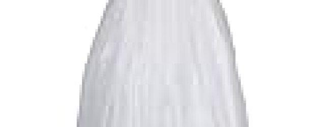 Amanda Organza Christening Dress with Bonnet