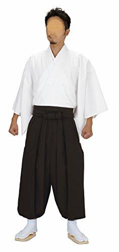 僧侶用 作業袴(ao5450) 神寺用 衣装 衣裳 神主 野袴 水戸黄門