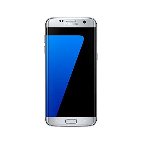 Samsung Galaxy S7 Edge SM-G935FZDUINS (Silver Titanium, 32GB)