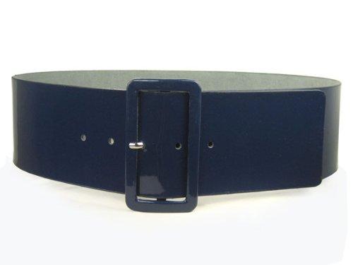 Image result for womens wide blue belt