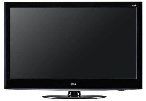 LG 32LD420 81,2 cm (32 Zoll) LCD-Fernseher (Full-HD, 50 Hz, DVB-T/-C) schwarz